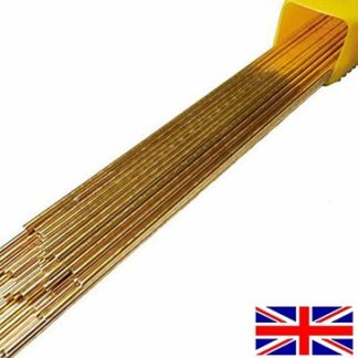 Sifbronze No. 1 Brazing Welding Rods 1.6mm (300mm)