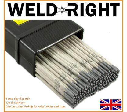 ER308L Stainless Steel Arc Welding Electrodes Rods 1.6mm