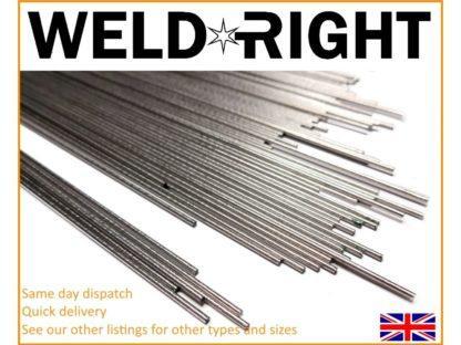 Stainless Steel ER308L SS Tig Filler Welding Rods - 1.0mm
