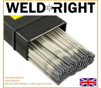 ER316L Stainless Steel Arc Welding Electrodes Rods 1.6mm