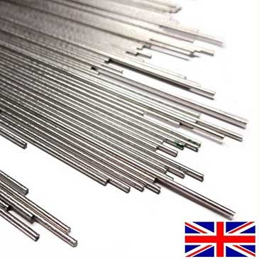 Aluminium Alu 1050 Tig Filler Welding Rods 1.6mm