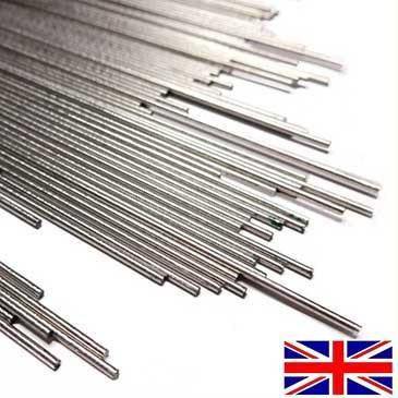 Aluminium Alu 5356 Tig Filler Welding Rods 1.6mm